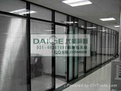 上海代格辦公隔斷牆