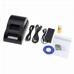 Parallel/Serial/USB/Ethernet optional  Thermal printer