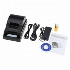 Parallel/Serial/USB/Ethernet optional  Thermal printer