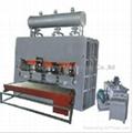 quality hydraulic hot press machine