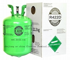 Mixed Refrigerant R422d(Immediate Replacement for R22)