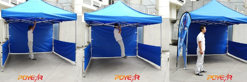 Collapsible marketing stall tent 1 ... & Collapsible marketing stall tent - FTD-MH-3x3 - Pdyear (China ...