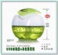 专利产品水动感自然加湿器 飘香效果 2