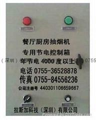 抽風機變頻節能控制箱JJ-12001-1.5