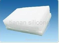 food grade(FDA) silicone rubber
