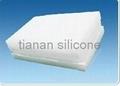 fire-retardant silicone rubber