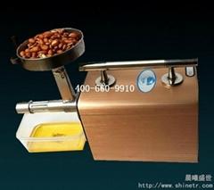 小型磨香油机