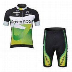 2012New stylecycling jersey and  shorts