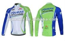 Latest cycling long jersey