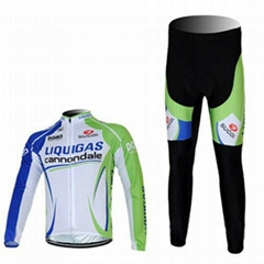 2012Latest cycling jersey and pant
