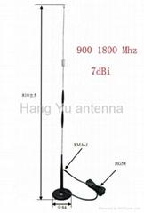 High Gain GSM car Antenna 900 1800