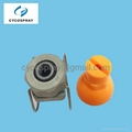 26988 series clamp eyelet nozzle
