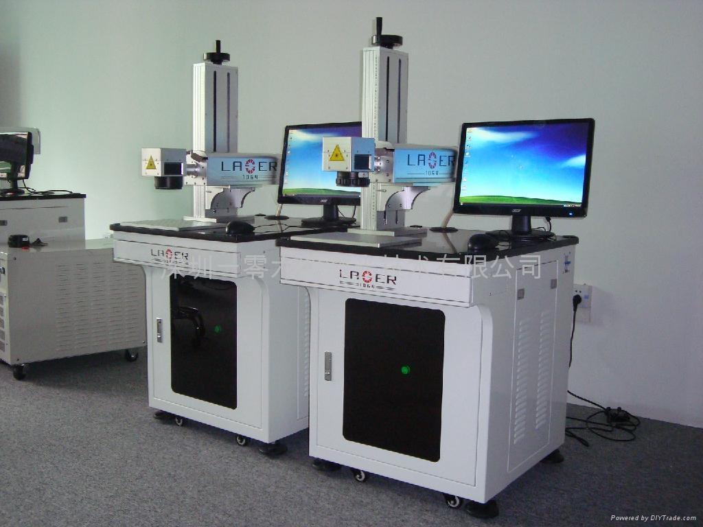 光纖激光打標機 1