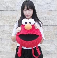 Elmo styled packbag for children