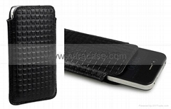 Genuine leather case for Samsung Galaxy SIII