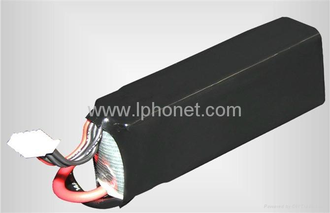 1800mAh 7.4v-22.2v 20C-45C lipo battery 5
