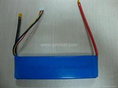 Battery for Rc Car 4500mAh 11.1V 60c
