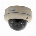 CCD CCTV Water-proof Dome IR Camera 30pcs LEDs