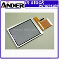 "LQ035Q7DB05 3 5"" LCD Display for sharp repair parts"