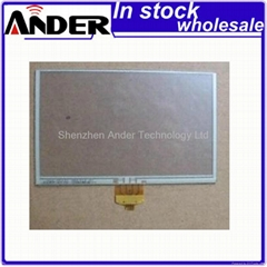 LQ043T3DW01 digitizer touch screen Tomtom GPS IN STOCK