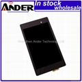 new arrival Google nexus 7 2nd Generation LCD with digitizer full assembly