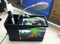 USB鱼缸 USB水族箱 迷你鱼缸 迷你水族箱 USB Fish tank 2