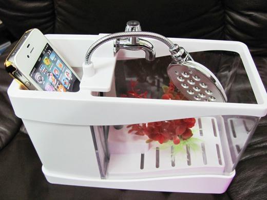 USB鱼缸 USB水族箱 迷你鱼缸 迷你水族箱 USB Fish tank 3