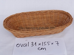 Wicker Proofing Basket