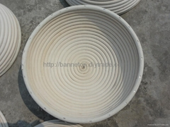 Rattan Banneton Proofing Bread Basket