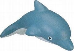 Anti stress Dolphin Shape