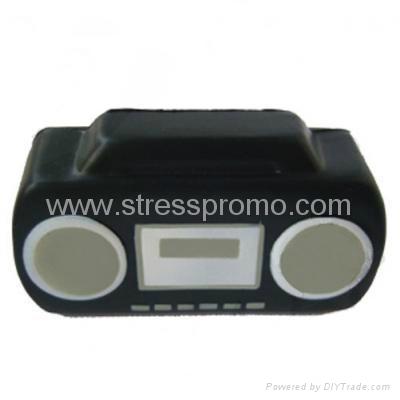 Radio Shaped Stress Toy/Anti-stress Radio 1