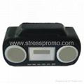 Radio Shaped Stress Toy/Anti-stress