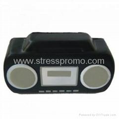 Radio Shaped Stress Toy/Anti-stress Radio