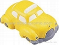 PU Taxi Shaped Stress Reliever 1