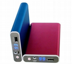 Power bank with large capacity of 13200MAH