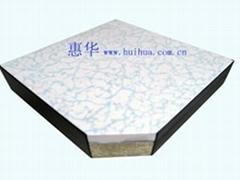 惠華防靜電陶瓷金屬復合活動地板
