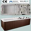 Wholesale swim spa jacuzzi with Balboa system