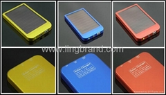 5000mAh Professional solar power bank
