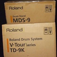 罗兰 TD-9KX电子鼓