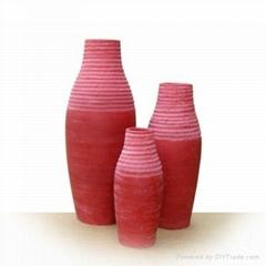 ceramic decoration pot