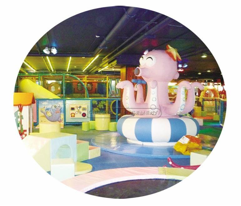 Cheer Amusement Jungle Adventure Indoor Playground ...
