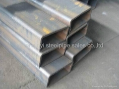 EN10210 Hot Section Rectangular Steel Tube