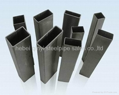 ASTM A500 Rectangular Hollow Section Welded Steel Tube