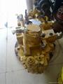Caterpillar E312C Hydraulic Main Pump 3