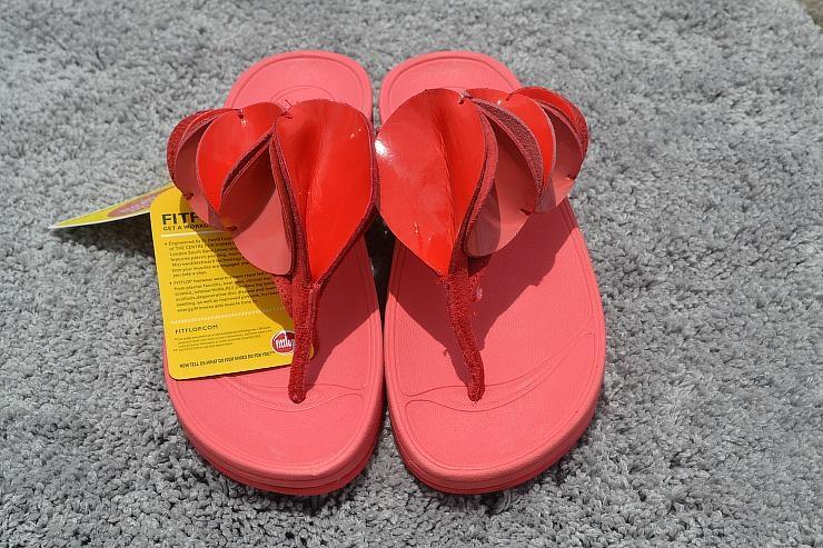 b302c2bd6b25 Original Fashion fitflop Hanabira red color shoes - hanabira (China ...
