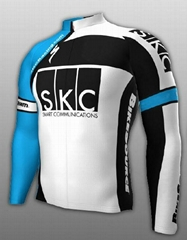 OEM Custom Cycling Long Sleeve Jersey