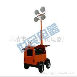 全方位拖车照明灯塔 3