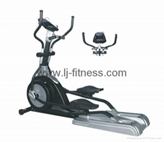 Commercial elliptical trainer exercise equipment