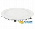 4inch-C135mm-10w LED slim downlight