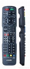 JX-8073 Multipurpose Remote Control 6in1 With IR